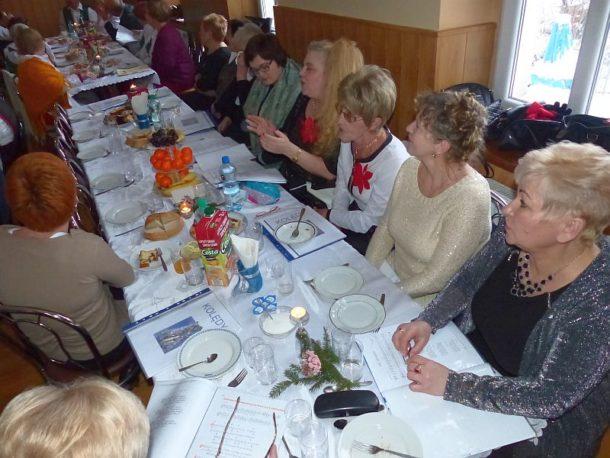 18 kolędowe spotkanie KGW