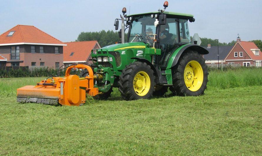 Rekordowa sprzedaż ciągników rolniczych w Polsce